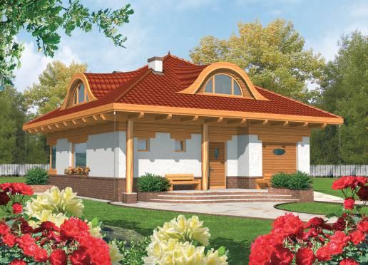 Mājas projekts - Zoska II