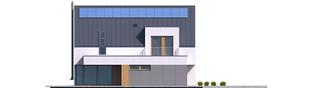 Projekt domu Adam G2 ENERGO PLUS - elewacja lewa