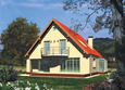 Projekt domu: Kristy II G1