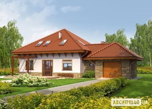 Проект будинку - Аля (Г1)