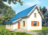Projekt rodinného domu: Terezka