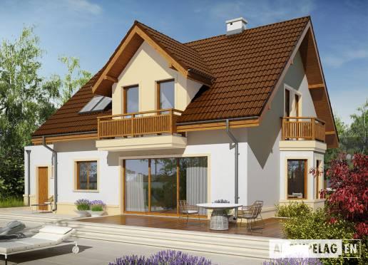 House plan - Mati III G1 Mocca