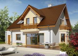 Projekt rodinného domu: Matyáš G1