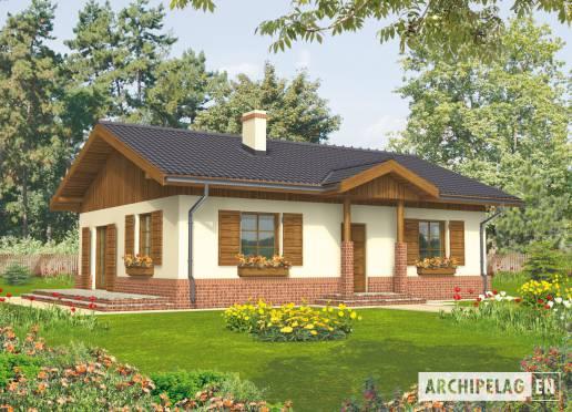 House plan - Nadia