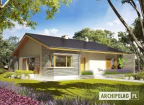 Projekt domu Bob II - animacja projektu