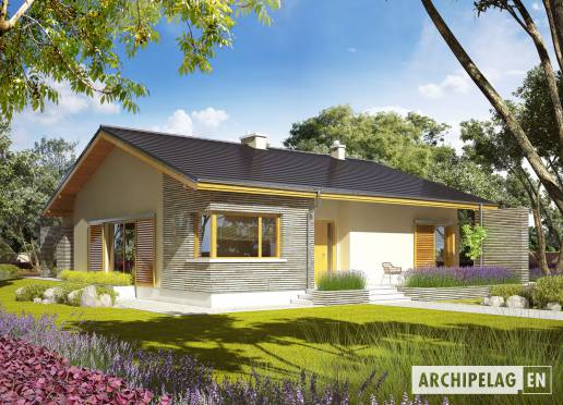 House plan - Bob II