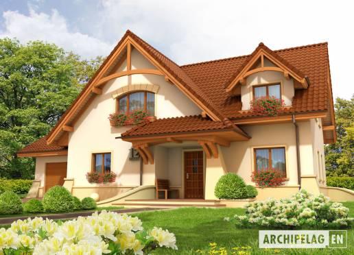 House plan - Hely G1