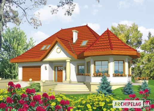 Проект будинку - Есмеральда ІІ