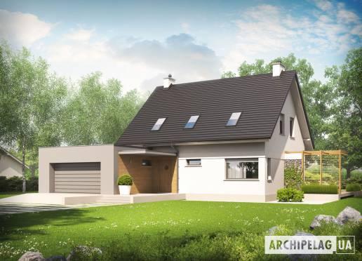 Проект будинку - Тобіас ІІ (Г2)