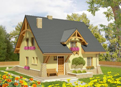 Mājas projekts - Konwalia