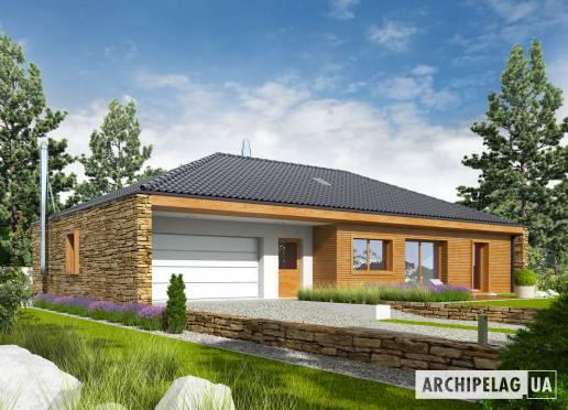 Проект будинку - Екс 8 (Г2, Енерго, версія Б)