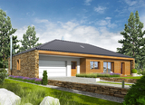 House plan: EX 8 G2 B