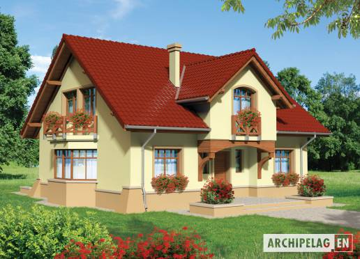 House plan - Samny