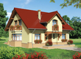 Projekt domu: Samny