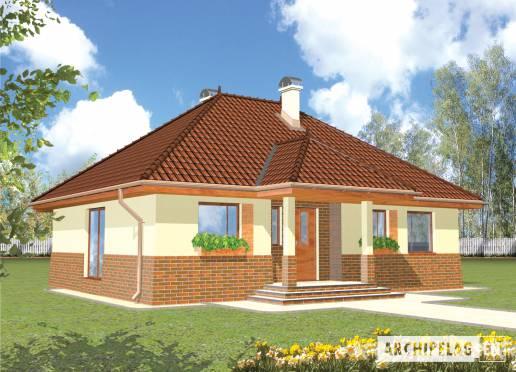 House plan - Mirel