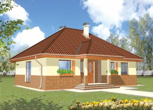 Mājas projekts - Mirelka I
