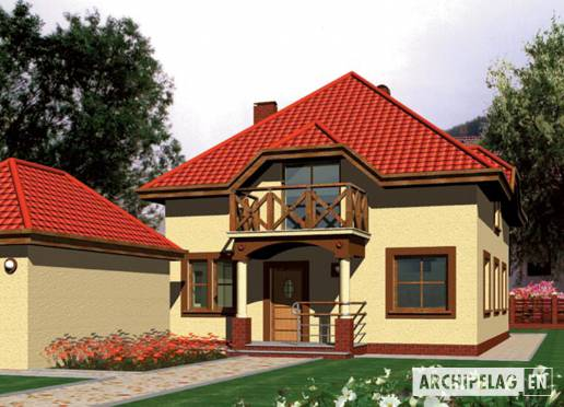 House plan - Hanna II