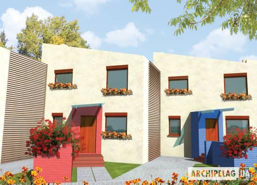 Проект будинку - Амадей
