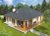 Projekt rodinného domu: Andrea