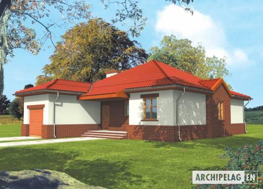 House plan - Zaria G1