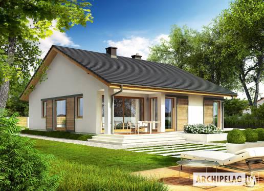 Проект будинку - Рафаель III (Г1)