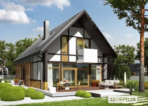 Проект будинку - Екс 15 (Енерго)