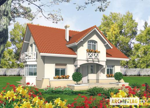 House plan - Nadina