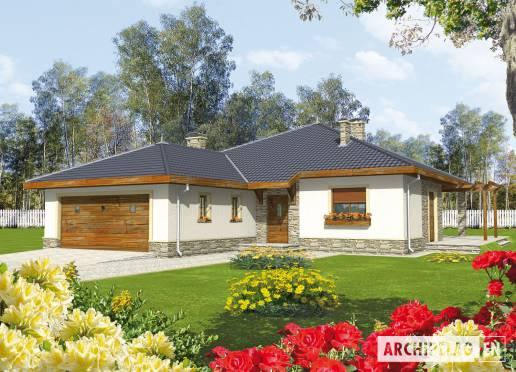 House plan - Genoa G2