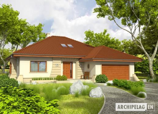 House plan - Kornelia II G2