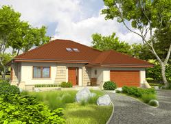 House plan: Kornelia II G2