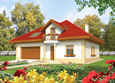 Projekt domu: Aranka