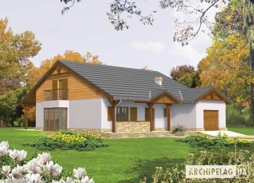 Проект будинку - Полярна (Г1)