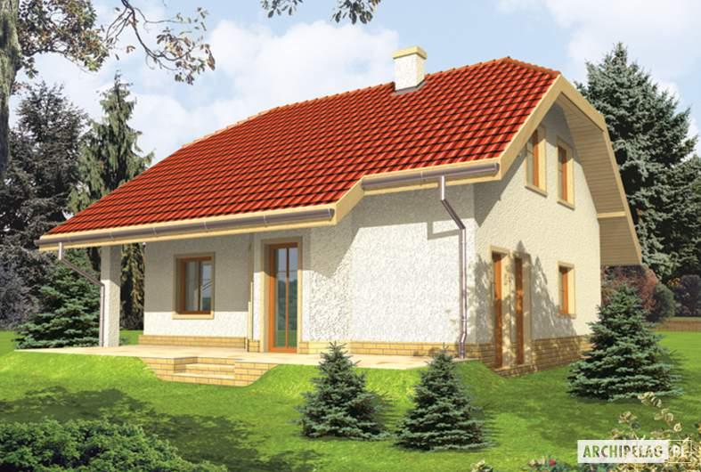 Projekt domu Oliwka G1 -