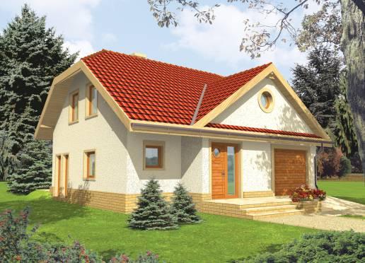 Mājas projekts - Oliwka