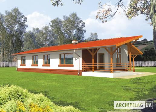 Проект дома - Гермина II