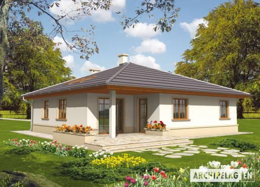 House plan - Leda