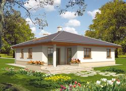 House plan: Leda