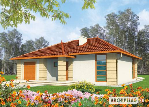 House plan - Obi II G1