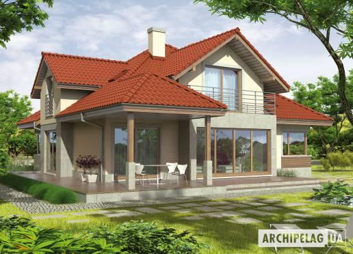Проект дома - Наоми II (Г2)