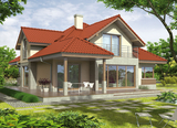 House plan: Naomi II G2