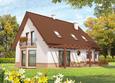 Projekt domu: Kajnis G1 Mocca