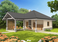 Projekt domu: Господарська будівля 25