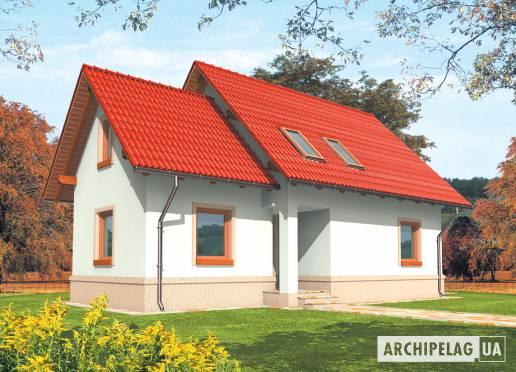 Проект будинку - Юстинка