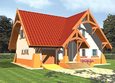 Projekt domu: Mariola G1