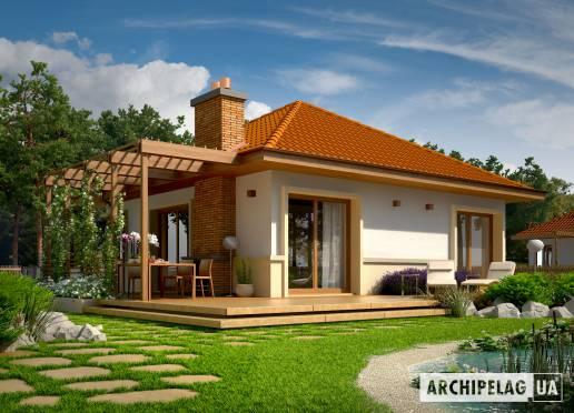 Проект будинку - Тося