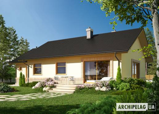Проект будинку - Ерін II (Г1)
