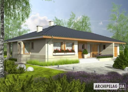 Проект будинку - Флорі ІІ (Г1)