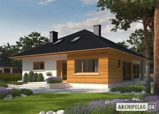 Проект дома - Лив 3