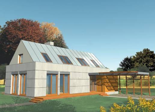 Mājas projekts - Gawel