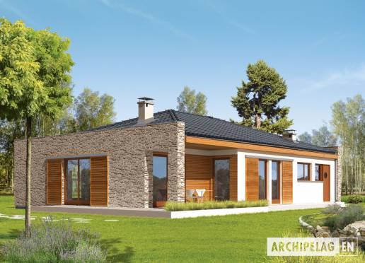 House plan - Marlon II G1